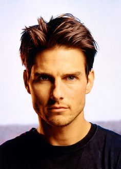 Tom Cruise Short Hairstyle