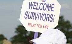 Give these to Relay participants to cheer survivors on in the Opening Lap