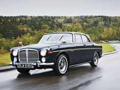 Rover P5B Coupe 1969. Maintenance/restoration of old/vintage vehicles: the material for new cogs/casters/gears/pads could be cast polyamide which I (Cast polyamide) can produce. My contact: tatjana.alic@windowslive.com
