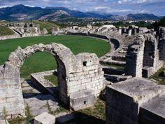 Anticka Salona, Croatia