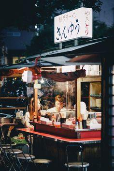 Yatai - Fukuoka's street food by Takashi Yasui on 500px