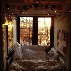 Small room, but really cozy:) love it
