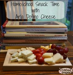Snack Time with Arla Dofino Cheese #HavartiParty #MC #sponsored @arlausa