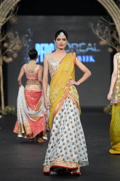 Beautiful Sari by Sania Maskatiya