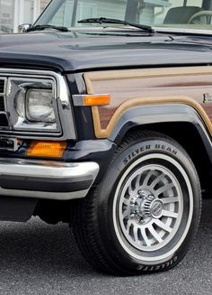 These wheels- 81-91... I think I dig the whitewalls too!