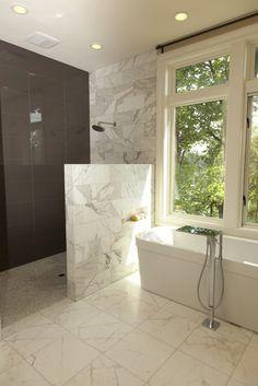 Jill - contemporary - bathroom - portland - Whitney Lyons
