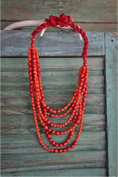 kampala with love necklace - Noonday Collection I don't have yet, but would love to own