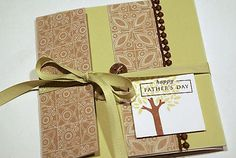 DIY father's day DIY last minute envelope book DIY father's day