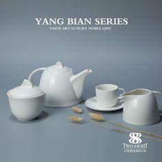 Top grade discount Logo Silk Screen Printing porcelain tea set 24pcs