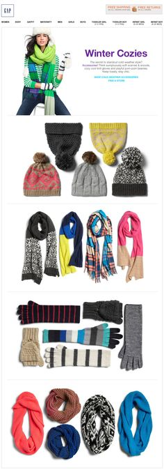 GAP : Gift Guide Category