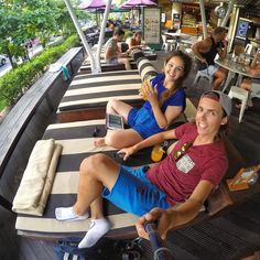 Found an awesome bar with 500ml cocktails (!!!) while we wait out our night flight - next stop Darwin Australia  @GoPro #cocktail #indonesia . . . . . . #GoPro #goprohero4 #couple #backpacker #backpackerlife #travelgoals #relationshipgoals #chill #goprooftheday #photooftheday #wanderlust #travel #travellingtogether #travellingcouple #globetrotter #digitalnomad #goprowill #GoPro_Boss #goproeracademy #herobyhero #goprostyles #GoWorldWide #bali #TheBaliGuru #weliketotravel #kings_gopro #drink…