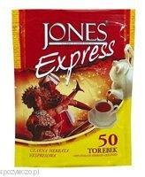 Herbata JONES ex 50tb opak.8   spozywczo.pl http://www.spozywczo.pl/hurtownia-kawy-herbaty