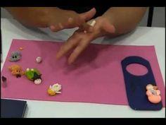 DIY - Nacimiento en Masa Flexible 2/2 ( Holy Family Christmas Ornaments )