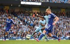 Schürrle (x2) (Man City 1 Chelsea 1)