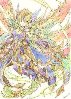 Valkyrie Archangel Griel