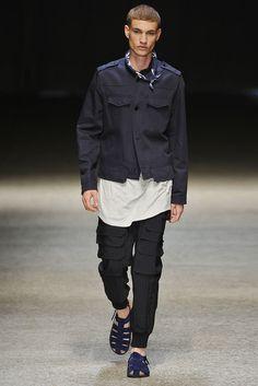 Neil Barrett Spring 2011 Menswear Collection Photos - Vogue