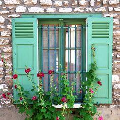 Giverny, França. Fotografia: Ann McLeod Images, via | Flickr.
