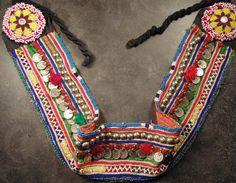 Vintage Tribal Kuchi Belt - Belly Dance