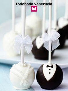 #cakepops de #boda