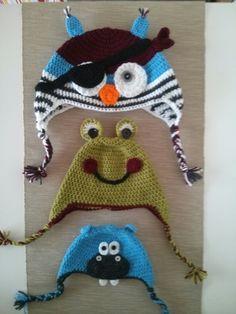 aa0843ca49f39 Varios Gorros y medidas a crochet