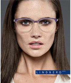 LINDBERG Eyeglasses for women