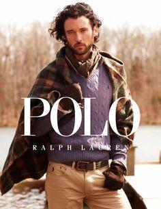Ralph Lauren Fall 2012 Polo Men Collection