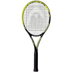 "Head '12 YouTek IG Extreme MP 2.0 Tennis Racquet-3 by HEAD. $169.00. The Head '12 YouTek IG Extreme MP is designed for the modern tennis player with the perfect combination of weight and balance to be quick through the air. Innegra provides added stability and a solid feel. Head Size: 100in. Weight (unstrung): 10.6oz/300g. Balance (unstrung): 1HL. Length: 27"". String Pattern: 16X19."