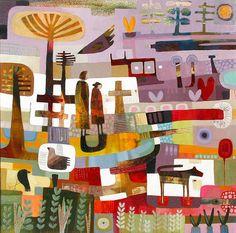 Memories Rest on the Landscape by Charlie O'Sullivan