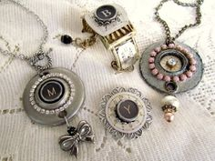 Hardware Jewelry Creations