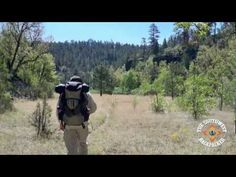 Backpacking The Gila Wilderness, NM - Thru Hiking on the Middle Fork Trail #157 (Part 1 of 4)