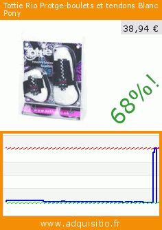 Tottie Rio Protge-boulets et tendons Blanc Pony (Sport). Réduction de 68%! Prix actuel 38,94 €, l'ancien prix était de 119,98 €. https://www.adquisitio.fr/tottie/rio-prot%C3%A8ge-boulets-4