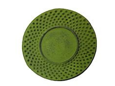 """Creative Home Cast Iron 3.75"""" Round Trivet- Green *** Check this awesome product by going to the link at the image."""
