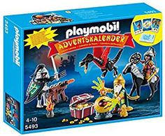 Playmobil Dragon's Treasure Battle Advent calendar - new for 2014 Play Mobile, Figurines D'action, Christmas Countdown, Christmas Gifts, Advent For Kids, Dragons, Super Cool Stuff, Advent Calenders, Advent