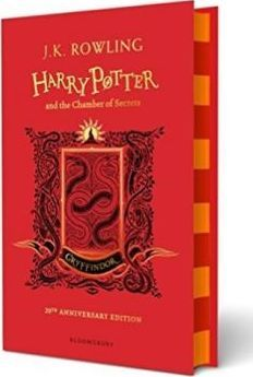 Harry Potter and the Chamber of Secrets - Gryffindor Edition by J. Rowling, available at Book Depository with free delivery worldwide. Harry Potter Box Set, Harry Potter Colors, Harry Potter Facts, Harry Potter Movies, Rowling Harry Potter, Slytherin Harry Potter, Hogwarts, Ravenclaw, Harry Potter Cookbook