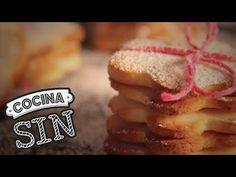 Galletas de Limón Paso a Paso - Cocina SIN - YouTube