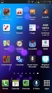 16 Free Android Apps for Emergencies -Your cellphone is likely to still be functioning during the early moments of many dis... -Posted on November 1, 2013