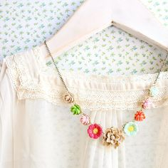 Hey, I found this really awesome Etsy listing at http://www.etsy.com/listing/102169818/posy-flower-statement-necklace