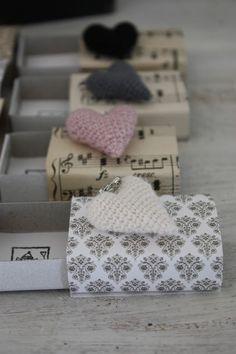 Crochet heart!