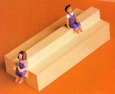 Nobuyuki Yoshigahara - Impossible sculptures - Impossible world