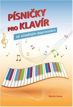 Písničky pro klavír se snadným doprovodem Martini, Film, Books, Movie, Libros, Film Stock, Book, Cinema