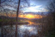 https://flic.kr/p/EgM6sn | Nature waking up | River Else near Kirchlengern , Ostwestfalen, Germany