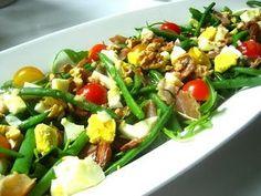 Paris Bistro Salad  by Stacey Snacks