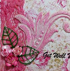 1CardCreator: Raspberry Roses  I used Gecko Galz Floral Symphony papers,