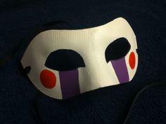 Puppet Mask.  I want one!
