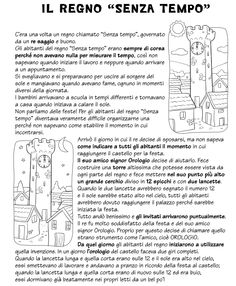 Letture d'italiano Italian Language, Learning Italian, Study Hard, Teaching History, Problem Solving, Storytelling, Middle School, Worksheets, Math