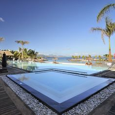 Intercontinental Hotel, Mauritius  ♥ ♥ www.paintingyouwithwords.com