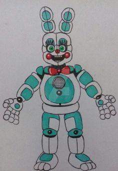 Fnaf Oc, Five Nights At Freddy's, Smurfs, Cool Art, Deviantart, Traditional, User Profile, Artist, Cute