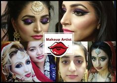 Makeup done by Asma Awan.  Message in the comment for booking.  Visit Facebook page: Araish Makeup Artist And Event Planner Certified bridal and media makeup Artist.  #GlamIDo #mua #freelancemakeupartist #wakeupandmakeup #ınstamakeup #mymakeupartist #lovemakeup #glamlook #glamgirl #muanewyork #morphe #morphecosmetics #lagirlproconcealer #musthave #mymakeup #mymakeuptho #lagirlcosmetics #islamabadfashion #pindi #karachi #lahore #lahorefashion #beccacosmetics #indianbrides #pakistanifashion…