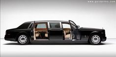Mutec's Rolls-Royce Phantom Limousine - Luxury News. Knew I left that Limousine some where. All those car's its hard to keep up where they all are. ha.