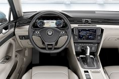 VW Passat Euro version (2015)